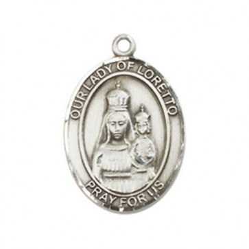 O/L of Loretto Medium Pendant