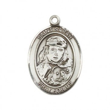 St. Sarah Medium Pendant