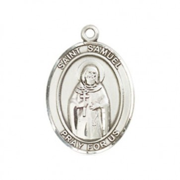 St. Samuel Medium Pendant