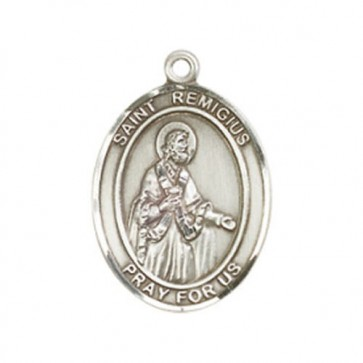 St. Remigius of Reims Medium Pendant