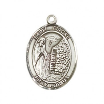 St. Fiacre Medium Pendant