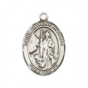 St. Anthony of Egypt Medium Pendant