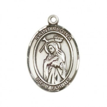 St. Regina Medium Pendant