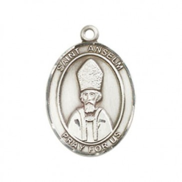 St. Anselm of Canterbury Medium Pendant