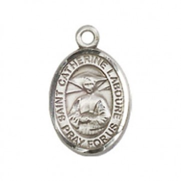 St. Catherine Laboure Small Pendant