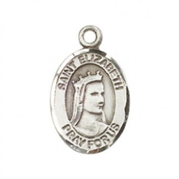 St. Elizabeth of Hungary Small Pendant