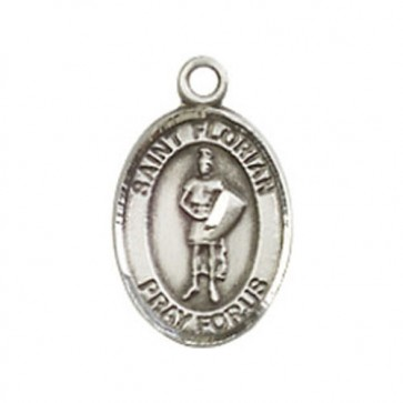 St. Florian Small Pendant