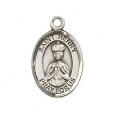 St. Henry II Small Pendant