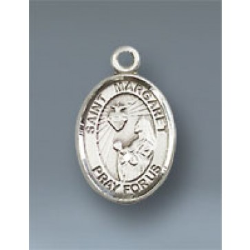 St. Margaret Mary Alacoque Small Pendant