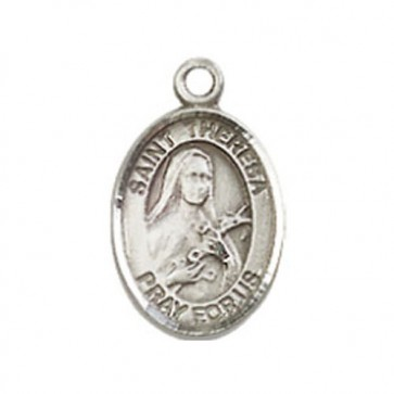 St. Theresa Small Pendant