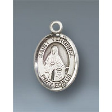 St. Veronica Small Pendant