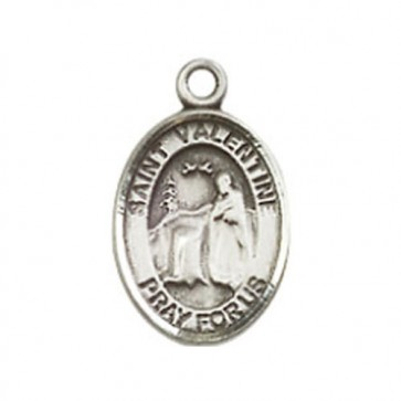 St. Valentine of Rome Small Pendant