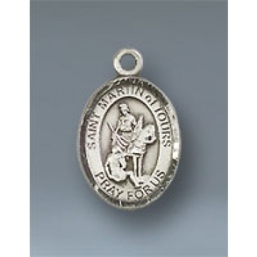 St. Martin of Tours Small Pendant