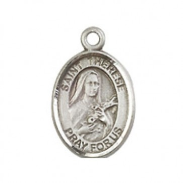 St. Therese of Lisieux Small Pendant