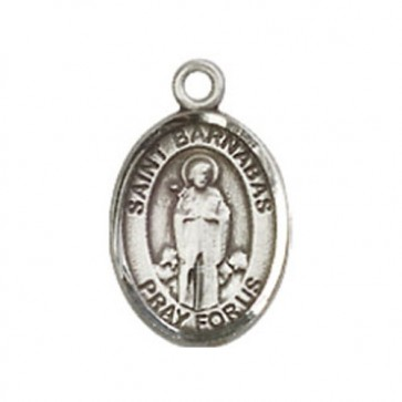 St. Barnabas Small Pendant