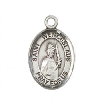 St. Wenceslaus Small Pendant