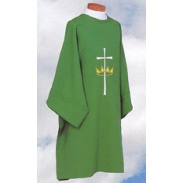 Dalmatic with Cross and Crown