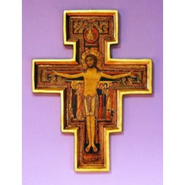 San Damian Cross