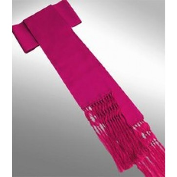 Fuchsia Band Cincture