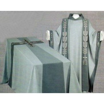 Tree of Life Chasuble and Funeral Pall