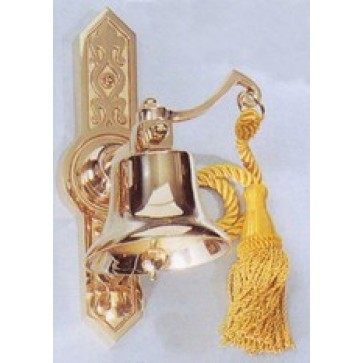 Magnificent Wall Sanctuary Bell