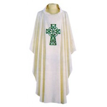 Celtic Cross Chasuble
