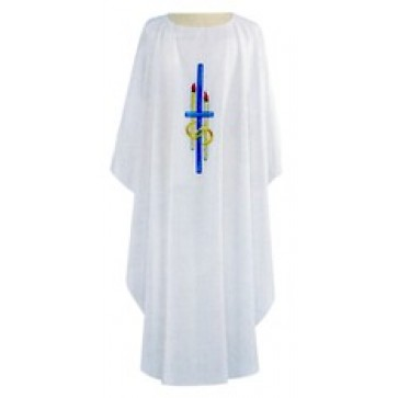 Vestment with Marriage Design