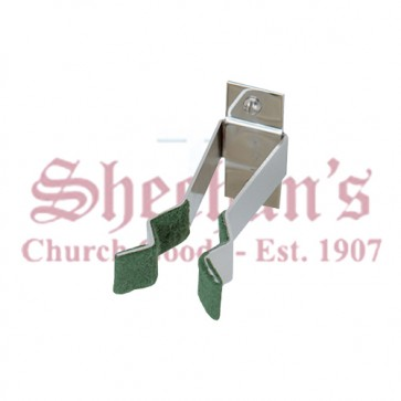 Cross and Torch Holder