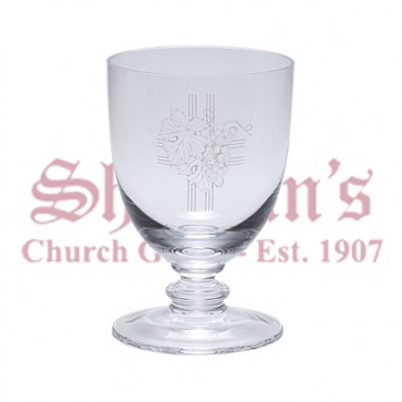 Crystal Chalice and paten