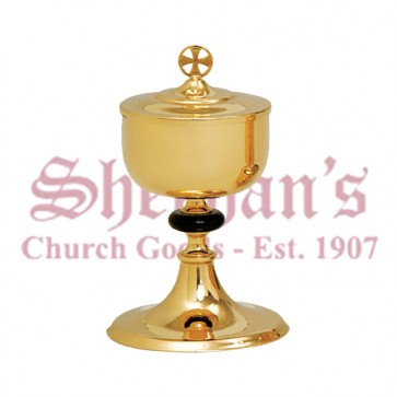 Ciborium with Black Node