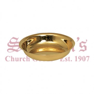 Gold Plated Host Bowl
