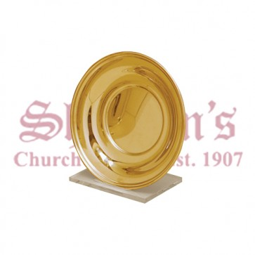 Gold Plated Paten
