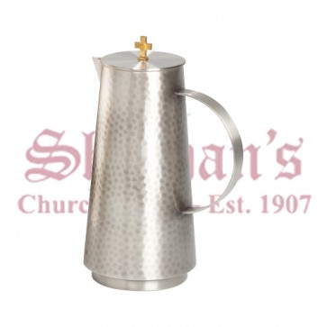 Flagon in Hammered Finish