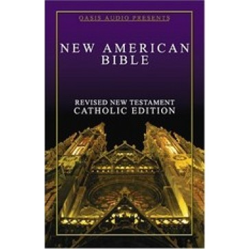 New American Bible New Testament, Revised Catholic Edition Audio CD