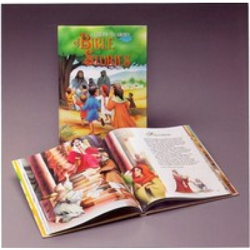 A Child's Treasury Of Bible Stories
