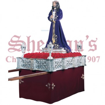 Oven Lacquered Processional carriage