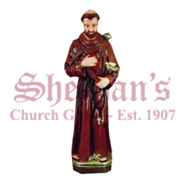"Francis of Assisi 32"" Outdoor Statue"