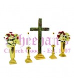 The Cross of Salvation Altar Set