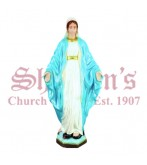 """Our Lady of Grace 32"""" Outdoor Statue"""