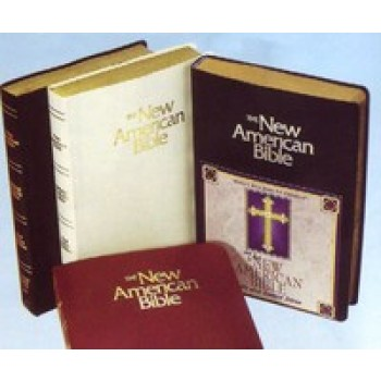 New American Bible Gift BIble