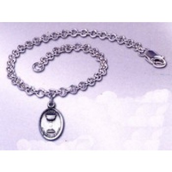Charm Bracelet with Holy Communion Charm