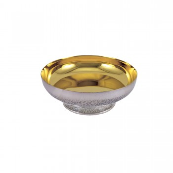 Hand-Hammered Communion Bowl