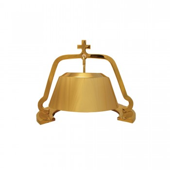 Large Brass Gong