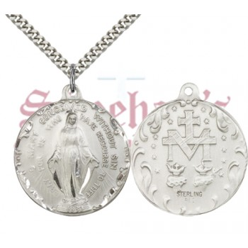 Immaculate Conception Medals