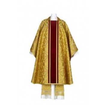 Gold Brocade Verona Chasuble