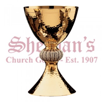 Chalice with wheat Motif