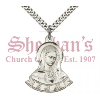 Immaculate Heart of Mary Medals
