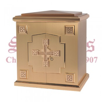 Tabernacle with Center Cross