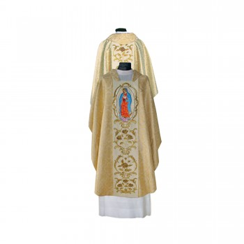 Our Lady of Guadalupe Chasuble