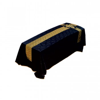 Semi-Gothic IHS Funeral Pall